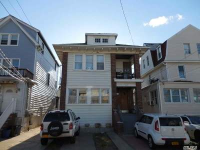 Rockaway Park Multi Family Home For Sale: 157 Beach 119 St