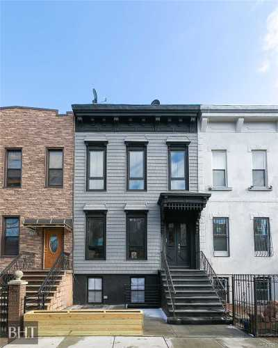 Brooklyn Multi Family Home For Sale: 1128 Halsey St