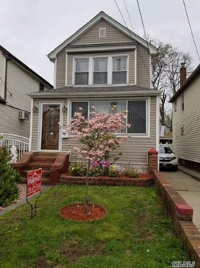 Queens Village Single Family Home For Sale: 94-19 207th St