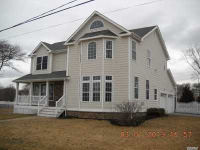 Bayport Single Family Home For Sale: 19 Fenimore Rd