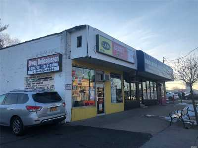 Valley Stream Commercial For Sale: 1589 Dutch Broadway