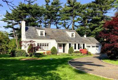 Old Westbury Single Family Home For Sale: 202 Guinea Woods Rd