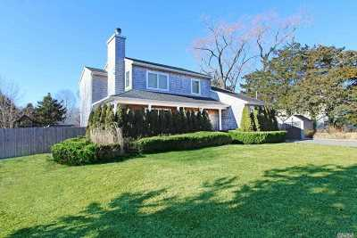 E. Quogue Single Family Home For Sale: 16 W End Ave