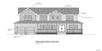Merrick Single Family Home For Sale: 3-B Lexington Ave