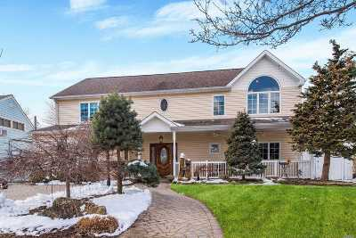 Hicksville Single Family Home For Sale: 24 Cable Ln