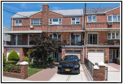 Middle Village Condo/Townhouse For Sale: 71-27 Caldwell Ave #C