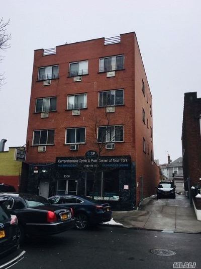 Jackson Heights Multi Family Home For Sale: 35-50 92 St