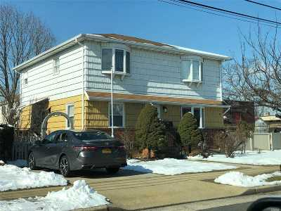 New Hyde Park Single Family Home For Sale: 1055 N 4 Street