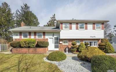 Commack Single Family Home For Sale: 23 Cameo Rd