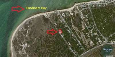 Amagansett Residential Lots & Land For Sale: 70 Bay View Ave