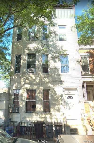 Brooklyn Multi Family Home For Sale: 92 Williams Ave