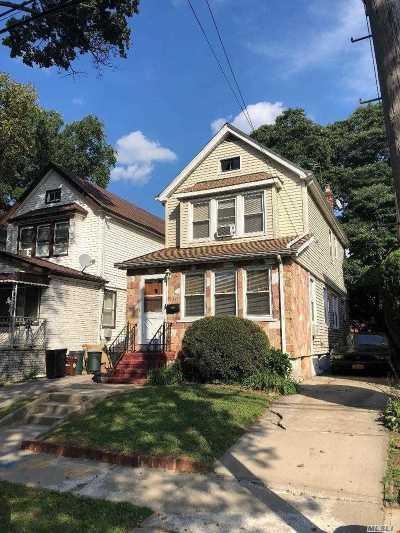 Queens Village Single Family Home For Sale: 109-17 221st St