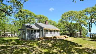 Hampton Bays Single Family Home For Sale: 3 Squires Pond Rd