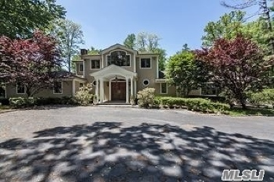 Great Neck Single Family Home For Sale: 25 Cherry Ln