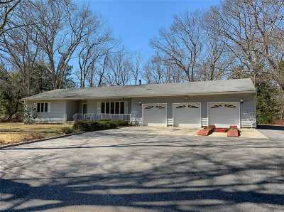 Ridge Single Family Home For Sale: 128 Ridge Rd