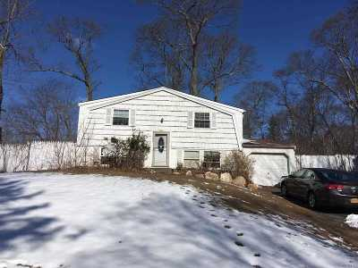 Stony Brook Single Family Home For Sale: 7 Sophomore Ln