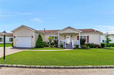 Calverton Single Family Home For Sale: 1407-256 Middle Rd