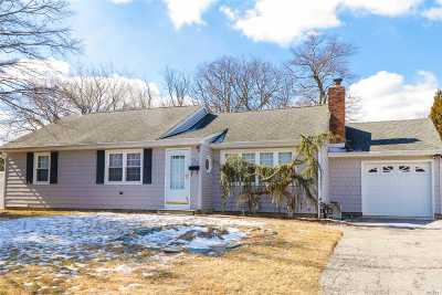 West Islip Single Family Home For Sale: 125 Lakeview Ave