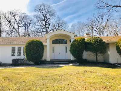 Dix Hills Single Family Home For Sale: 8 Landview Dr