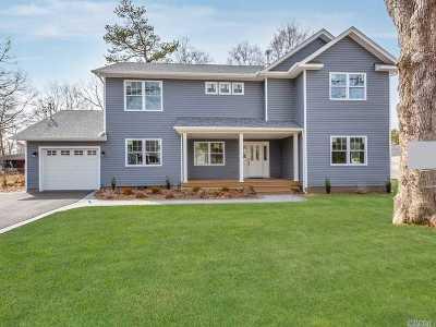 Nesconset Single Family Home For Sale: 8 Audubon St