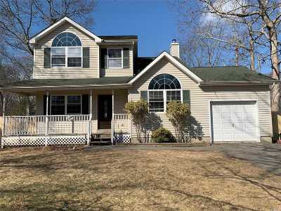 Mastic Beach Single Family Home For Sale: 98 Stackyard Dr