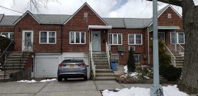 Flushing Single Family Home For Sale: 157-47 26th Ave