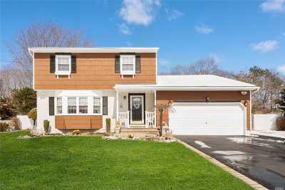 Bohemia Single Family Home For Sale: 23 Zavra St
