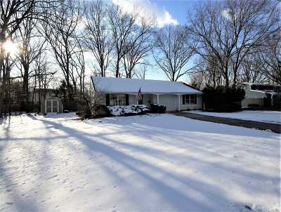 S. Setauket Single Family Home For Sale: 10 Cub Rd