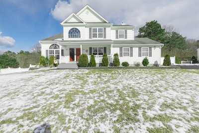 Middle Island Single Family Home For Sale: 51 Winterberry Dr