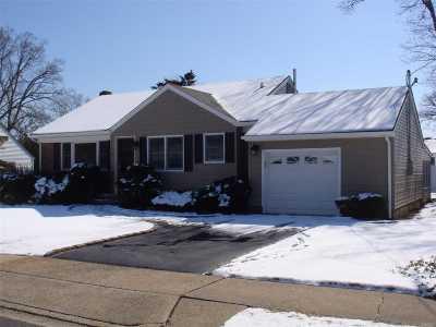 Farmingdale Single Family Home For Sale: 38 Garfield Ave