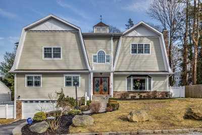 Roslyn Single Family Home For Sale: 86 Knollwood Rd