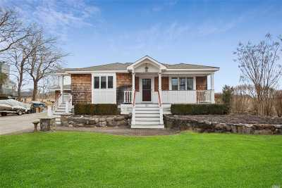 East Moriches Single Family Home For Sale