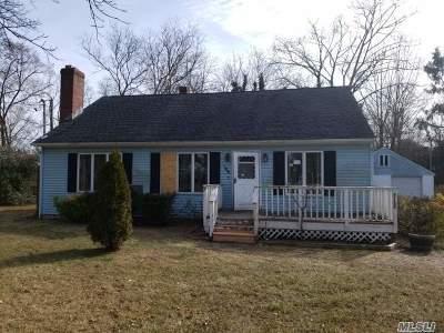 Lake Ronkonkoma Single Family Home For Sale: 166 Smith Rd