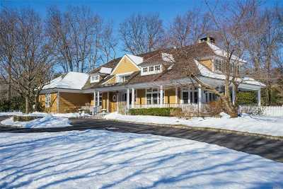 Cold Spring Hrbr Single Family Home For Sale: 3 Toboggan Hill Path