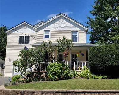 Port Washington Single Family Home For Sale: 35 Henderson Ave
