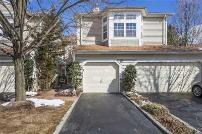 Plainview Condo/Townhouse For Sale: 19 Sagamore Dr