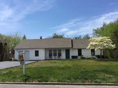 Miller Place Single Family Home For Sale: 70 Imperial Dr