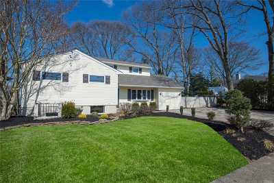 Massapequa Park Single Family Home For Sale: 133 Walnut St