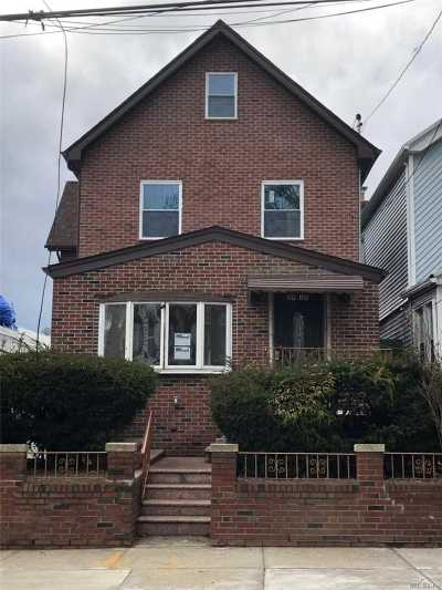 Woodhaven Multi Family Home For Sale: 8914 78th St