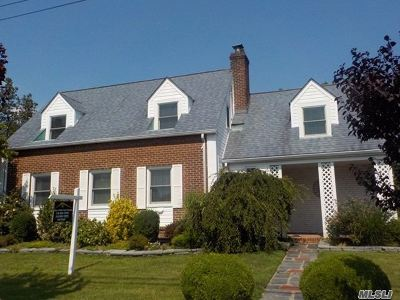 New Hyde Park Single Family Home For Sale: 503 Lowell Ave