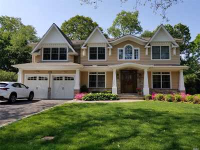 Roslyn Single Family Home For Sale: 38 Sycamore Dr