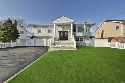 Massapequa Single Family Home For Sale: 115 Beverly Rd