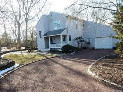 Hampton Bays Single Family Home For Sale: 22 W Tiana Rd