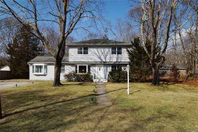 Hampton Bays Single Family Home For Sale: 14 Chevy Chase Rd