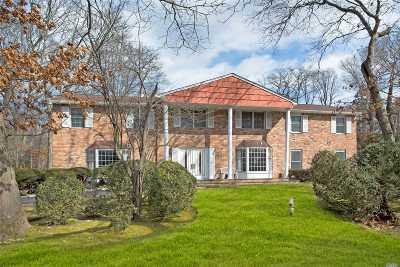 Dix Hills Single Family Home For Sale: 22 Hemingway Dr