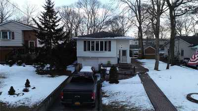 Ronkonkoma Single Family Home For Sale: 2374 Motor Pkwy