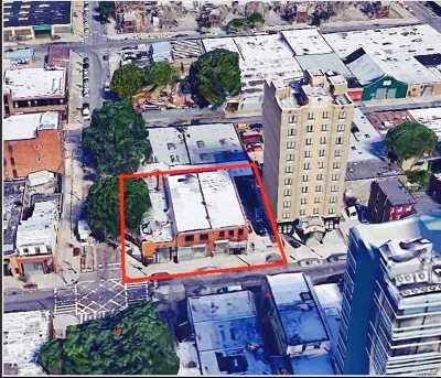 Long Island City Commercial For Sale: 38-32-38 Crescent St