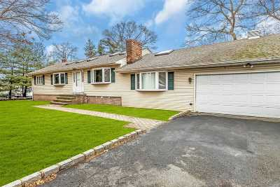 Ronkonkoma Single Family Home For Sale: 375 Pamlico Ave