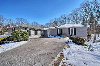 Smithtown Single Family Home For Sale: 74 Grandview Ln