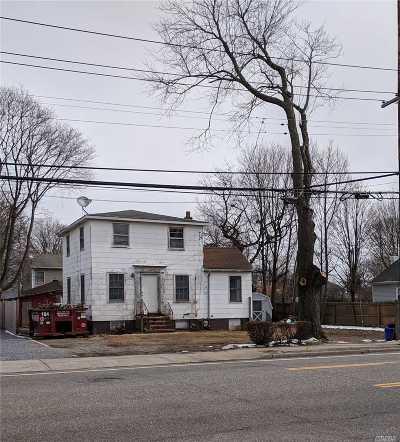 W. Babylon Single Family Home For Sale: 1133 Little East Neck Rd